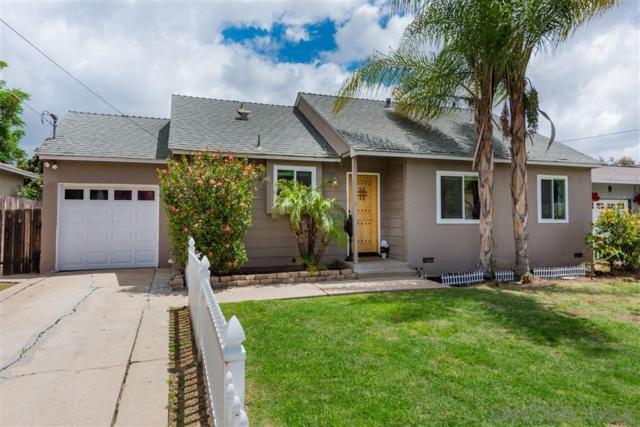 3355 Par Dr, La Mesa, CA 91941 (#190028059) :: Pugh | Tomasi & Associates