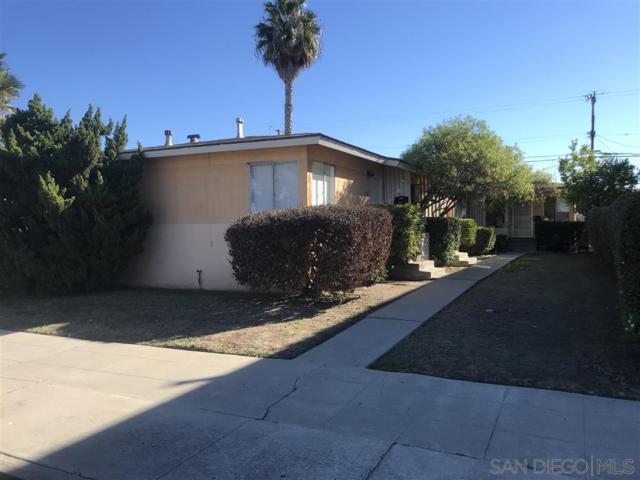 4609-15 Campus Avenue, San Diego, CA 92116 (#190028096) :: Coldwell Banker Residential Brokerage