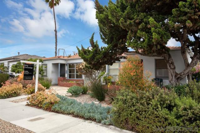925-931 Opal Street, San Diego, CA 92109 (#190028121) :: Coldwell Banker Residential Brokerage