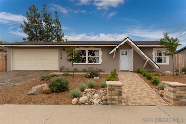 1573 E E Lexington Ave, El Cajon, CA 92019 (#190028204) :: Whissel Realty