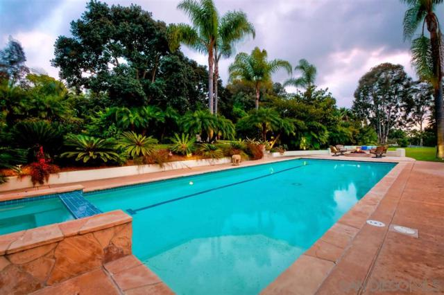 6955 Rancho La Cima Drive, Rancho Santa Fe, CA 92067 (#190028327) :: Be True Real Estate