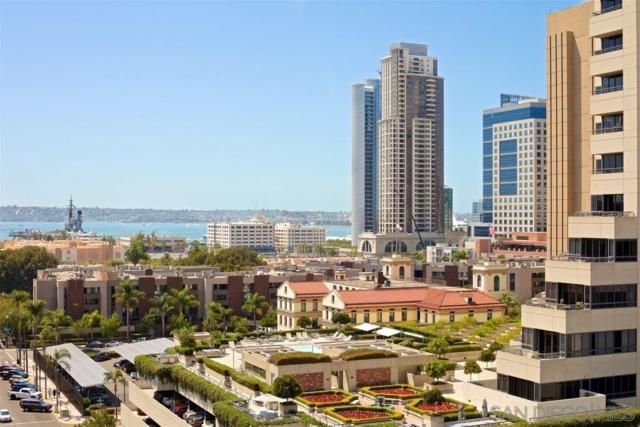 645 Front St #1104, San Diego, CA 92101 (#190028360) :: Keller Williams - Triolo Realty Group