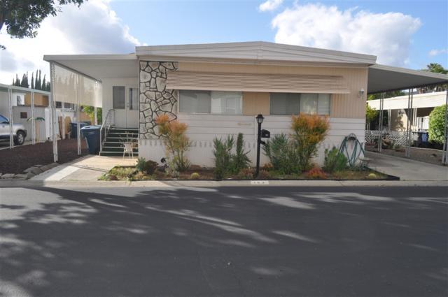 2700 E Valley Parkway #183, Escondido, CA 92027 (#190028441) :: Keller Williams - Triolo Realty Group