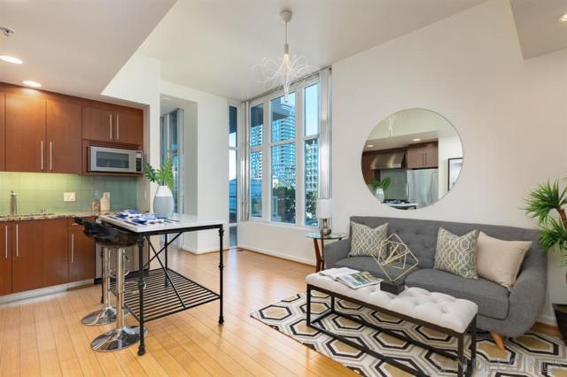 1262 Kettner Blvd #504, San Diego, CA 92101 (#190028463) :: Farland Realty