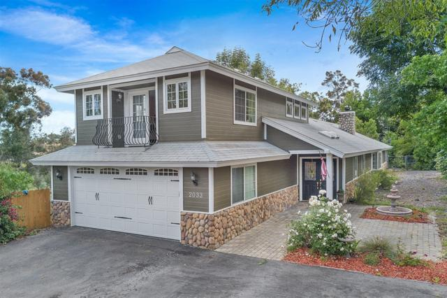 2033 Winterwarm Drive, Fallbrook, CA 92028 (#190028627) :: Whissel Realty