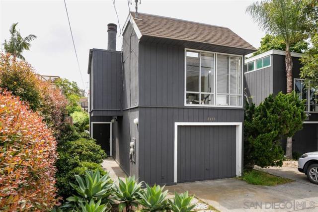 743 Bonair Way Apt B, La Jolla, CA 92037 (#190028746) :: Be True Real Estate