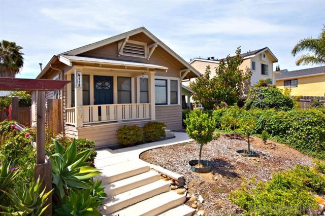 4118 Georgia St, San Diego, CA 92103 (#190028924) :: Coldwell Banker Residential Brokerage