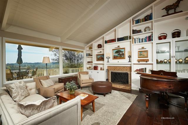 17963 Via De Fortuna, Rancho Santa Fe, CA 92067 (#190028951) :: Coldwell Banker Residential Brokerage