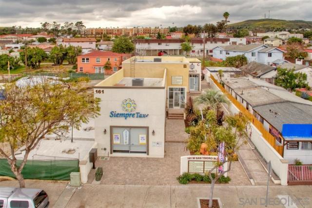 161 W San Ysidro Boulevard, San Diego, CA 92173 (#190029000) :: Neuman & Neuman Real Estate Inc.