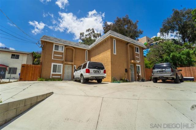 4660-4662 Home Ave, San Diego, CA 92105 (#190029130) :: Neuman & Neuman Real Estate Inc.