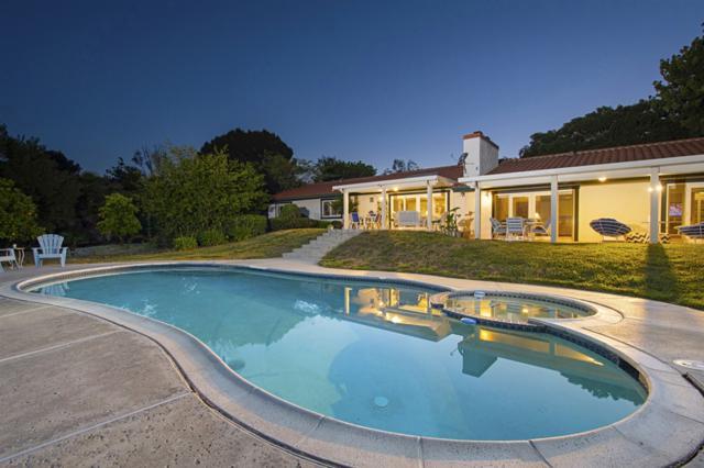 17559 Via Cuatro Caminos, Rancho Santa Fe, CA 92067 (#190029281) :: Coldwell Banker Residential Brokerage