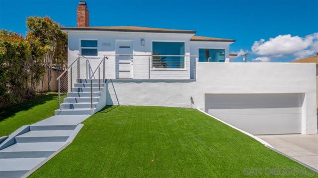 3360 Hill St, San Diego, CA 92106 (#190029301) :: Coldwell Banker Residential Brokerage