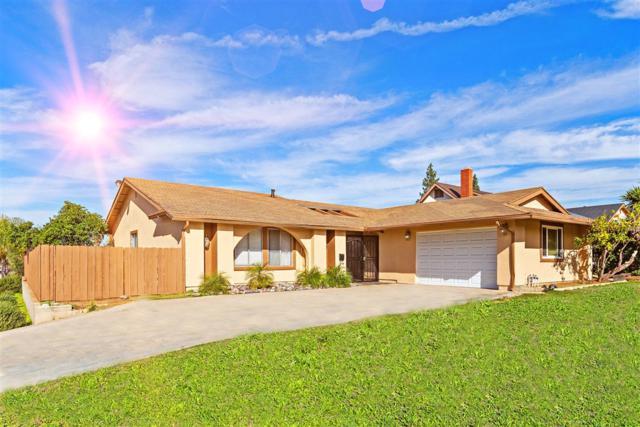 1618 Granite Hills Dr., El Cajon, CA 92019 (#190029634) :: Pugh | Tomasi & Associates