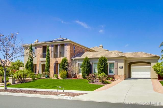 14602 Old Creek Rd, San Diego, CA 92131 (#190029672) :: Coldwell Banker Residential Brokerage