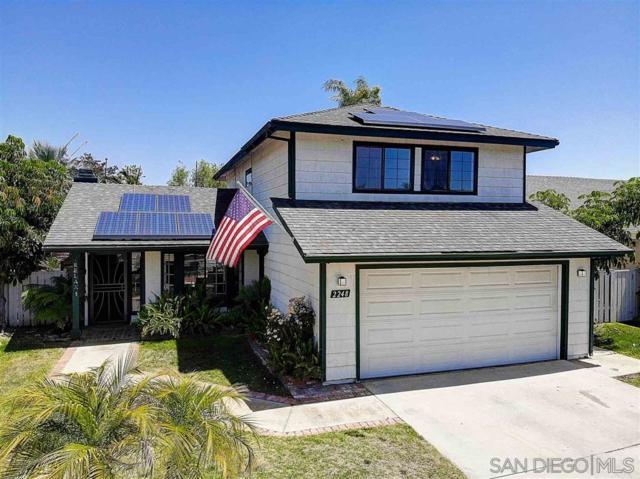 2248 Cottage Way, Vista, CA 92081 (#190029729) :: Coldwell Banker Residential Brokerage