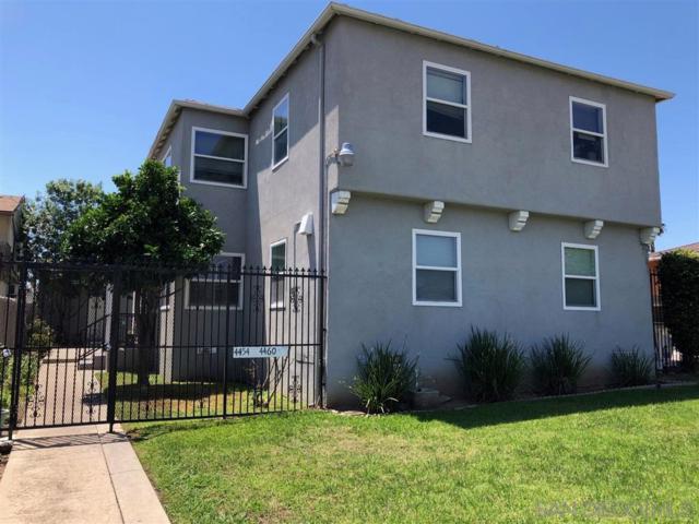 4454-60 52nd Street, San Diego, CA 92115 (#190029826) :: Coldwell Banker Residential Brokerage