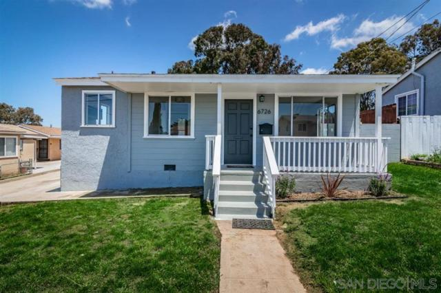 6726 Goodwin St, San Diego, CA 92111 (#190029930) :: Coldwell Banker Residential Brokerage
