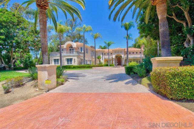 16728 Camino Sierra Del Sur, Rancho Santa Fe, CA 92067 (#190029979) :: Coldwell Banker Residential Brokerage