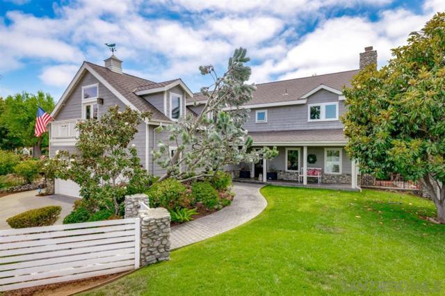 1396 Hymettus Avenue, Encinitas, CA 92024 (#190030174) :: Coldwell Banker Residential Brokerage
