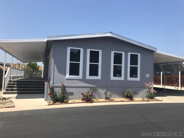 9500 Harritt Rd #33, Lakeside, CA 92040 (#190030202) :: Neuman & Neuman Real Estate Inc.