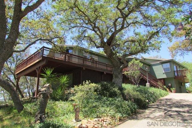 3120 Williams Ranch Road, Julian, CA 92036 (#190030254) :: Ascent Real Estate, Inc.
