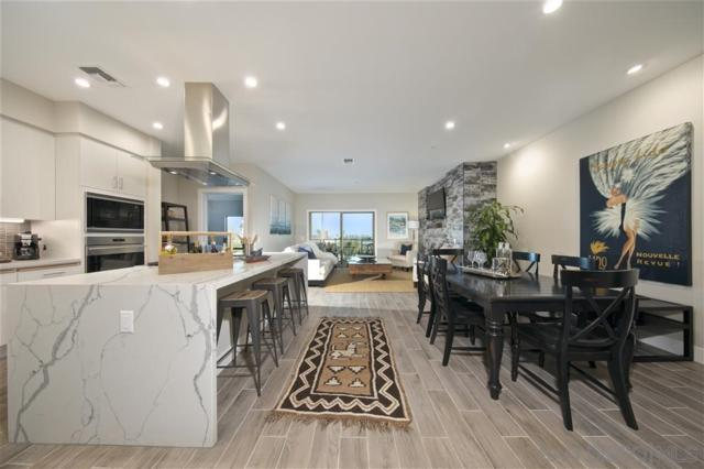 3025 Byron St #302, San Diego, CA 92106 (#190030279) :: Coldwell Banker Residential Brokerage