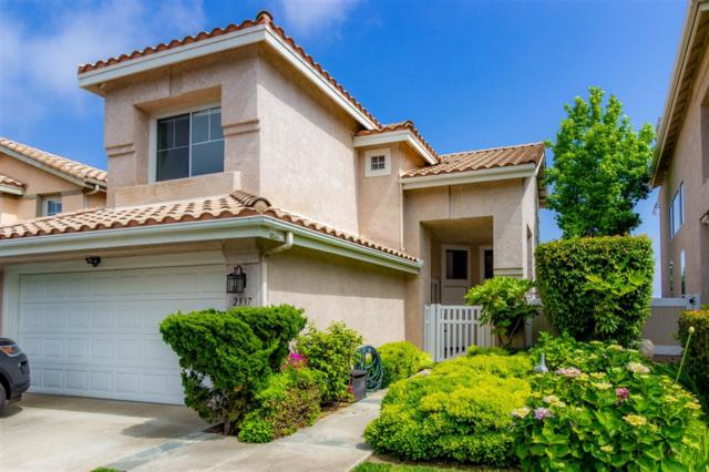 2337 S S Summit Circle Gln, Escondido, CA 92026 (#190030561) :: Whissel Realty