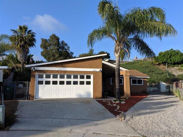 10059 Lake Canyon Ct, Santee, CA 92071 (#190030671) :: Coldwell Banker Residential Brokerage