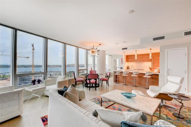888 W E Street #1704, San Diego, CA 92101 (#190030785) :: Neuman & Neuman Real Estate Inc.