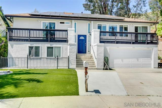 10901 Easthaven Ct, Santee, CA 92071 (#190030789) :: Coldwell Banker Residential Brokerage