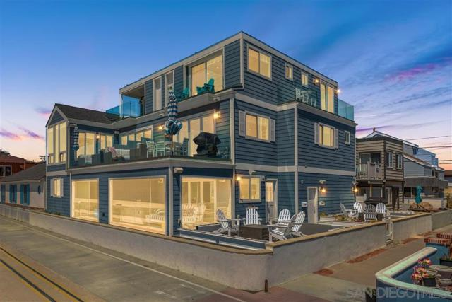702 & 708 Whiting Ct, San Diego, CA 92109 (#190030794) :: The Yarbrough Group