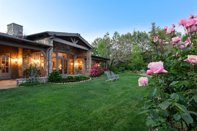 17233 Via Recanto, Rancho Santa Fe, CA 92067 (#190030876) :: Neuman & Neuman Real Estate Inc.