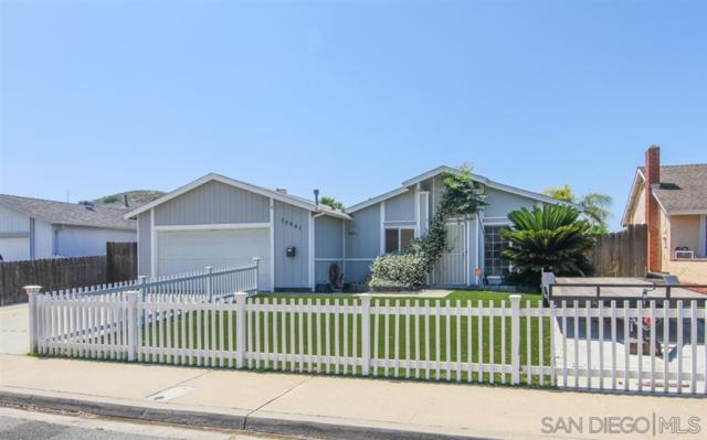 10941 2nd St, Santee, CA 92071 (#190030979) :: Coldwell Banker Residential Brokerage