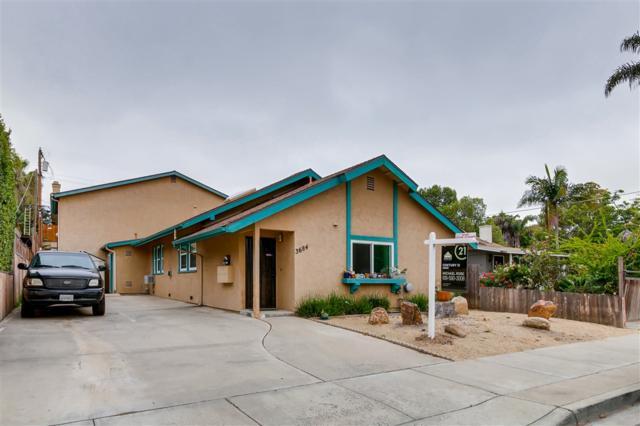 3684 Arizona St, San Diego, CA 92104 (#190031026) :: Coldwell Banker Residential Brokerage