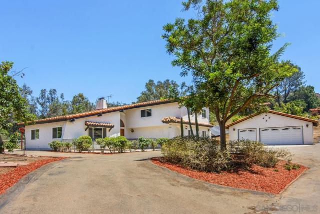 15157 Crocker Rd., Poway, CA 92064 (#190031070) :: Coldwell Banker Residential Brokerage