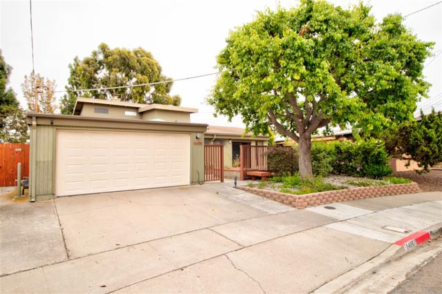 2405 Mammoth Dr., San Diego, CA 92123 (#190031072) :: Coldwell Banker Residential Brokerage