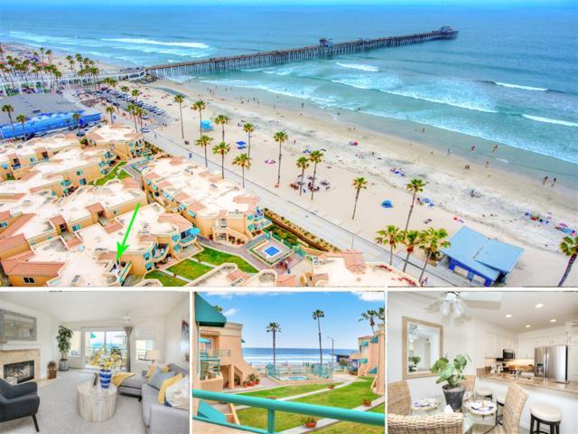 400 N The Strand #20, Oceanside, CA 92054 (#190031220) :: Coldwell Banker Residential Brokerage