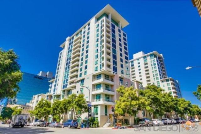 425 W Beech #536, San Diego, CA 92101 (#190031371) :: The Yarbrough Group