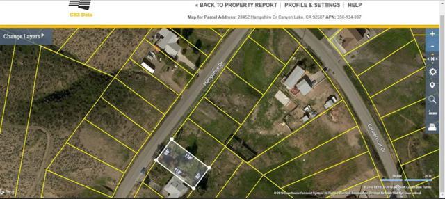 28452 Hampshire Dr #135, Canyon Lake, CA 92587 (#190031394) :: Keller Williams - Triolo Realty Group