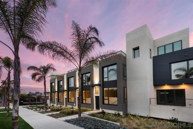 2055 5th Ave, San Diego, CA 92101 (#190031512) :: Coldwell Banker Residential Brokerage