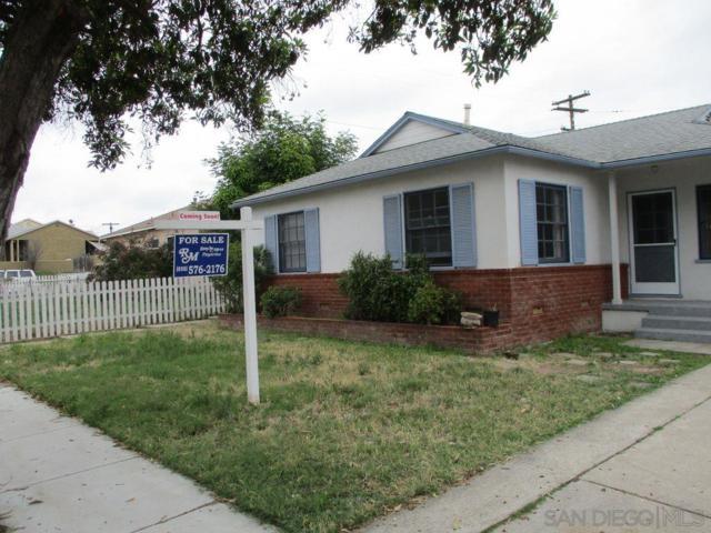 3931 Juniper Street, San Diego, CA 92105 (#190031515) :: Coldwell Banker Residential Brokerage