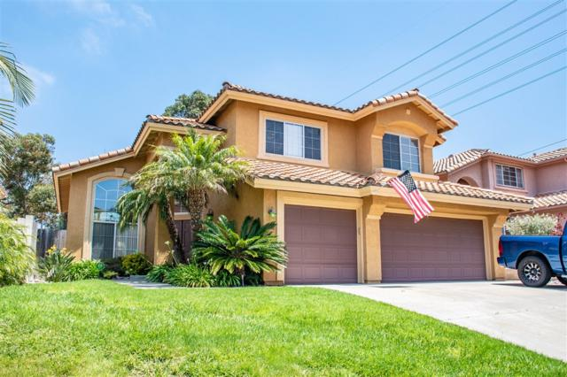 2255 Rolling Ridge Rd, Chula Vista, CA 91914 (#190031524) :: Neuman & Neuman Real Estate Inc.