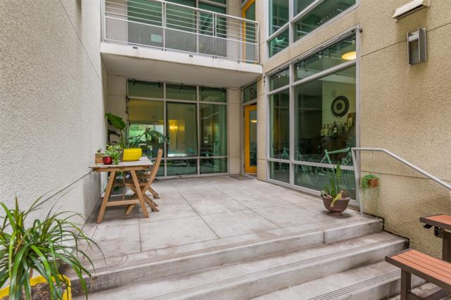425 W Beech Street #218, San Diego, CA 92101 (#190031532) :: The Yarbrough Group