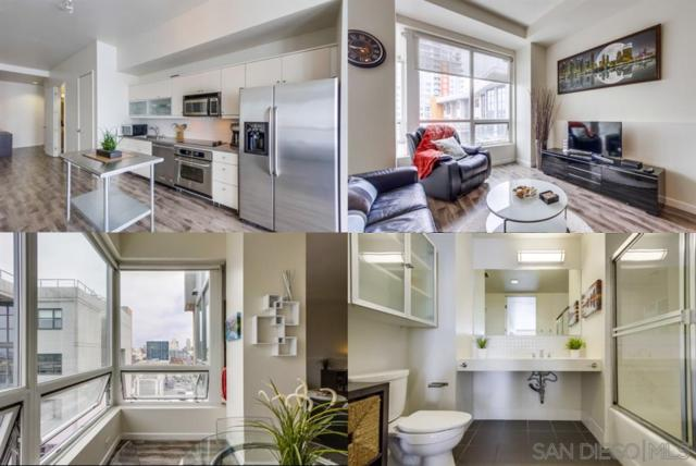 350 W Ash St #1001, San Diego, CA 92101 (#190031628) :: Welcome to San Diego Real Estate