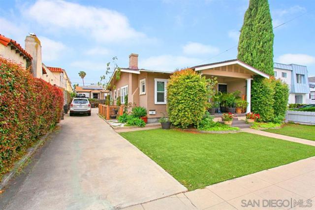 4346 Utah, San Diego, CA 92104 (#190031643) :: Coldwell Banker Residential Brokerage