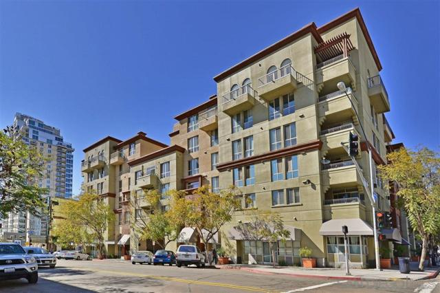 1501 Front Street #522, San Diego, CA 92101 (#190031671) :: The Yarbrough Group