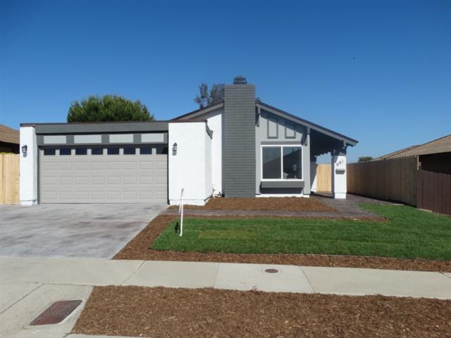 941 Marjorie Dr., San Diego, CA 92114 (#190031792) :: Coldwell Banker Residential Brokerage