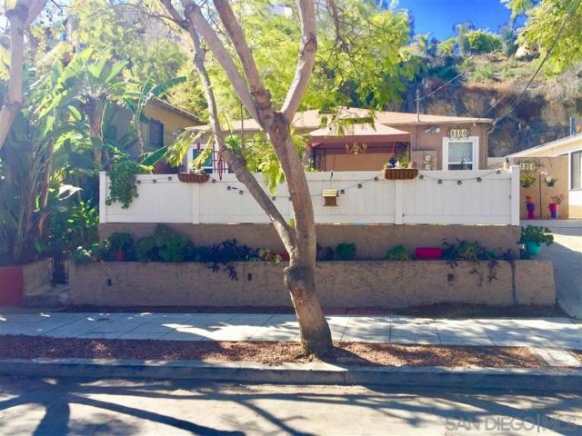 3260-62 Ibis St, San Diego, CA 92103 (#190031794) :: Neuman & Neuman Real Estate Inc.