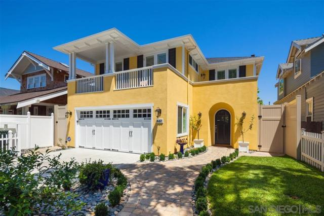 461 A Ave, Coronado, CA 92118 (#190031801) :: Coldwell Banker Residential Brokerage