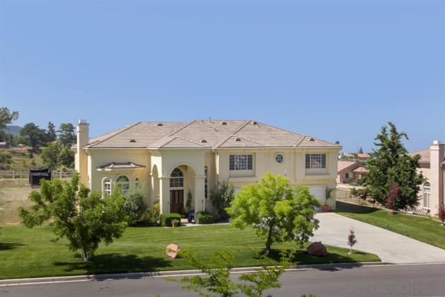 35889 Creekside Dr, Yucaipa, CA 92399 (#190031816) :: Neuman & Neuman Real Estate Inc.